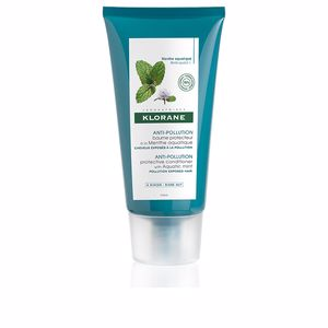 Detangling conditioner ANTI-POLLUTION protective conditioner aquatic mint Klorane