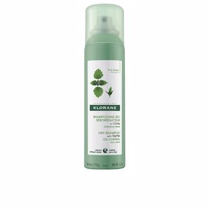 Shampoo seco DRY SHAMPOO with nettle oil control oily hair Klorane