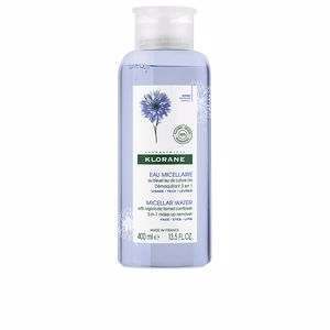 Desmaquillante MICELLAR WATER 3-in-1 make-up remover Klorane