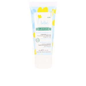 BEBÉ MOISTURIZING CREAM soothing calendula 40 ml