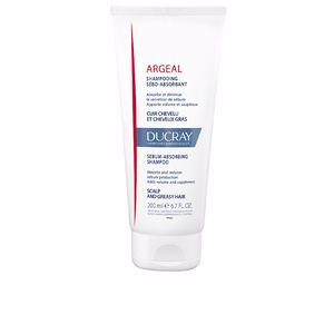 ARGEAL sebum-absorbing shampoo oily scalp&hair 200 ml