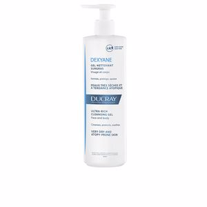 Gel de baño - Limpiador facial DEXYANE ultra-rich cleansing gel Ducray