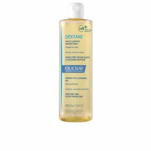 Cleansing oil - Shower gel DEXYANE protective cleansing oil Ducray