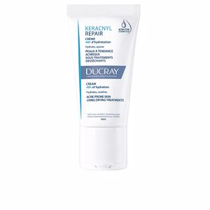 Acne Treatment Cream & blackhead removal KERACNYL REPAIR cream 48h of hydration Ducray