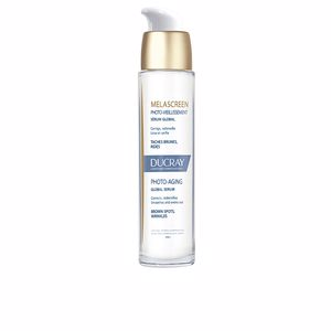 Cremas Antiarrugas y Antiedad - Cremas Antimanchas MELASCREEN photo-aging global serum Ducray