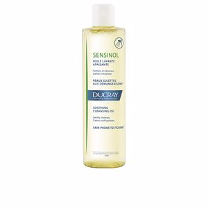 Gel de baño SENSINOL soothing cleansing oil Ducray