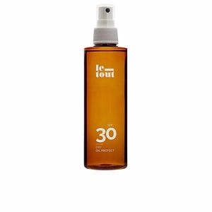 Body DRY OIL PROTECT SPF30 Le Tout