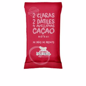Barre BARRITA ENERGÉTICA cacao Paleobull