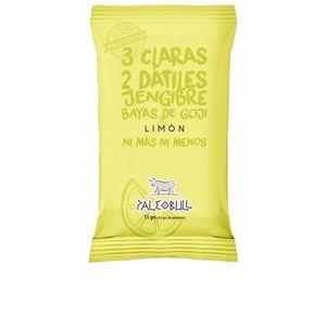 Bar BARRITA ENERGÉTICA limón goji jengibre Paleobull