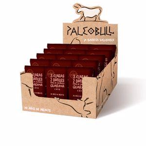 Barre BARRITAS ENERGÉTICAS CAFÉ & GUARANÁ COFFRET Paleobull
