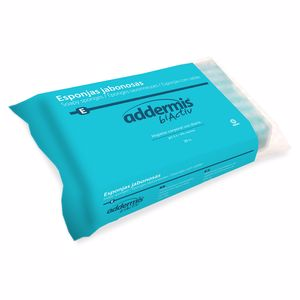Toiletries ADDERMIS BIACTIV esponjas jabonosas ph 5.5 Indasec