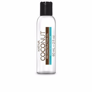 Tratamiento reparacion pelo COCONUT reconstruction & shine oil Kativa