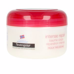 Body moisturiser INTENSE REPAIR body balm Neutrogena