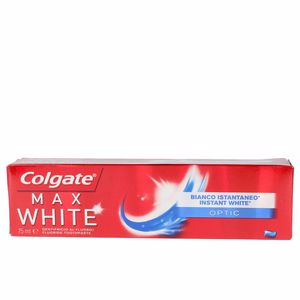 Toothpaste MAX WHITE ONE OPTIC pasta dentífrica Colgate