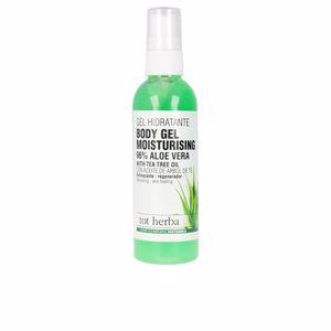 Body moisturiser HIDRATANTE aloe vera tea tree Tot Herba