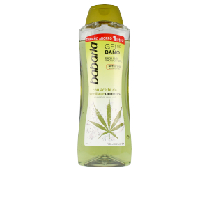 Shower gel CANNABIS gel de baño Babaria