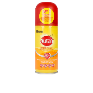 AUTAN repelente mosquitos spray seco 100 ml