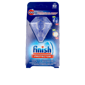 Vaatwasmiddel FINISH protector color-brillo vajillas y vidrio Finish