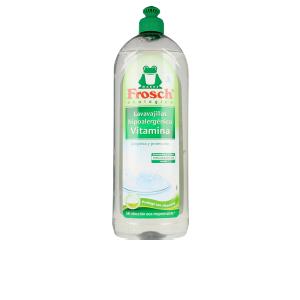 Geschirrspülmittel FROSCH ecológico lavavajillas hipoalergénico vitamina Frosch