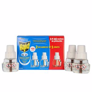 Insecticides  PROTECCION ANTIMOSQUITOS Raid