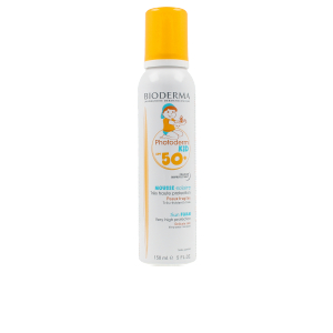 For Kids PHOTODERM KID SPF50+ mousse solaire Bioderma