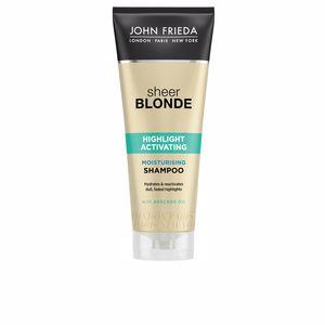 SHEER BLONDE champú hidratante cabellos rubios 250 ml