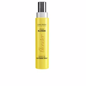 Hair color treatment SHEER BLONDE spray  aclarante controlado John Frieda