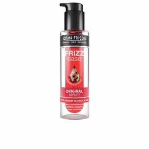 Anti-frizz treatment FRIZZ-EASE serum 6 efectos original John Frieda