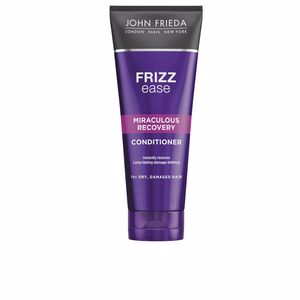 Hair repair conditioner FRIZZ-EASE acondicionador suaviza y repara John Frieda