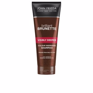 Champú color BRILLIANT BRUNETTE champú intensificador color John Frieda