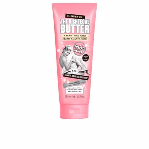 Shower gel THE RIGHTEOUS BUTTER 3in1 creamy body wash Soap & Glory