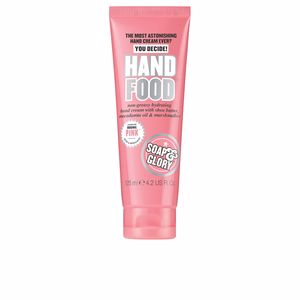 Soap & Glory, HAND FOOD hydrating hand cream 125 ml