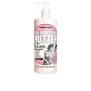 Body moisturiser THE RIGHTEOUS BUTTER body lotion Soap & Glory