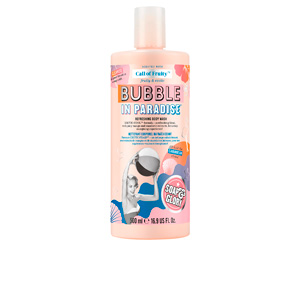 Jabón perfumado - Gel de baño BUBBLE IN PARADISE refreshing body wash Soap & Glory