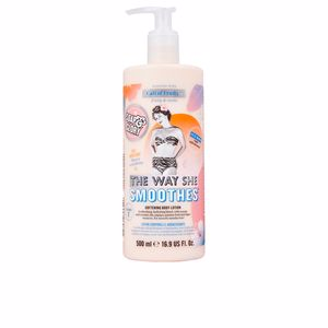 Hidratante corporal THE WAY SHE SMOOTHES softening body lotion Soap & Glory