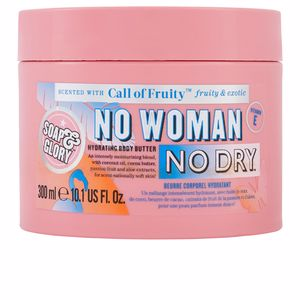 Hidratante corporal NO WOMAN, NO DRY hydrating body butter Soap & Glory