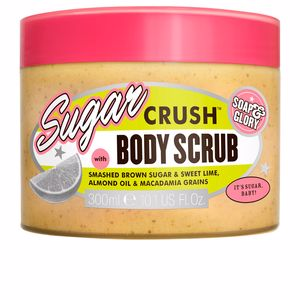 Body exfoliator SUGAR CRUSH body scrub Soap & Glory