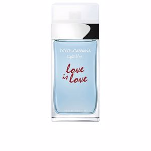 Dolce & Gabbana LIGHT BLUE LOVE IS LOVE limited edition  parfüm