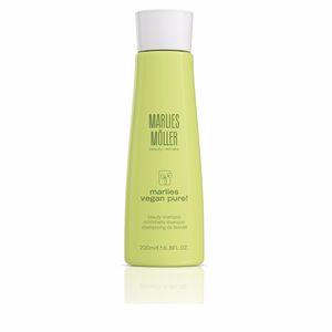 Shampoo for shiny hair VEGAN PURE shampoo Marlies Möller