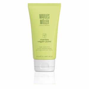 Hair - scalp exfoliation VEGAN PURE scalp scrub Marlies Möller