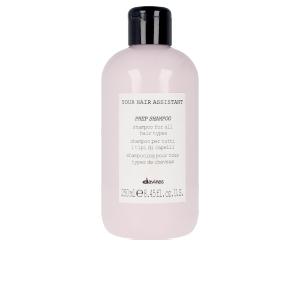 Moisturizing shampoo YOUR HAIR ASSISTANT prep shampoo Davines