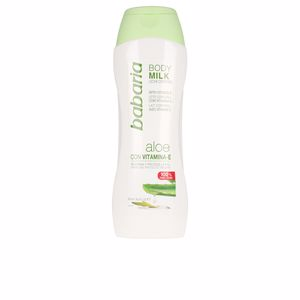 Body moisturiser ALOE VERA body milk Babaria