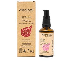 Face moisturizer FACIAL SERUM piel seca Arganour