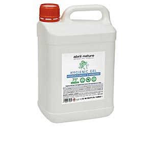 HYGIENIC GEL hydroalcolic + hydrating 75º 5000 ml