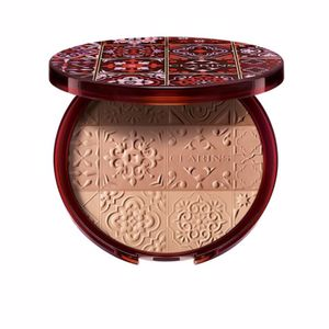 Compact powder SUMMER BRONZING & BLUSH limited edition compact Clarins