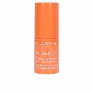 Highlight Make-up TWIST TO GLOW eyes & cheecks Clarins