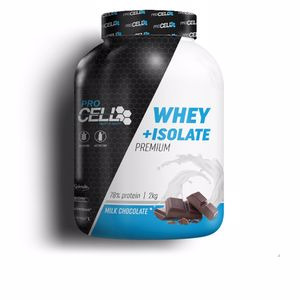 Protéine sérique isolée WHEY+ ISOLATE premium #chocolate