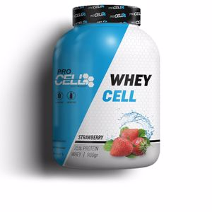 Concentrato di siero del latte WHEY CELL #strawberry Procell