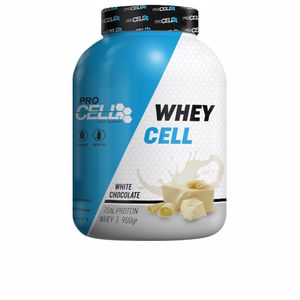 Concentrato di siero del latte WHEY CELL #white chocolate Procell