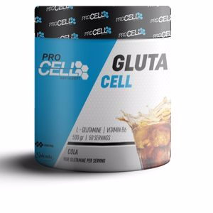 Glutamine, BCAAS, branched GLUTACELL #cola Procell